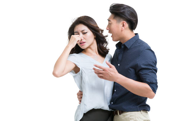 Husband with bad breath? Our Dentist in Brooklyn can help!